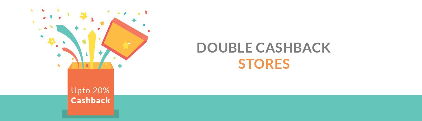 Double Cashback